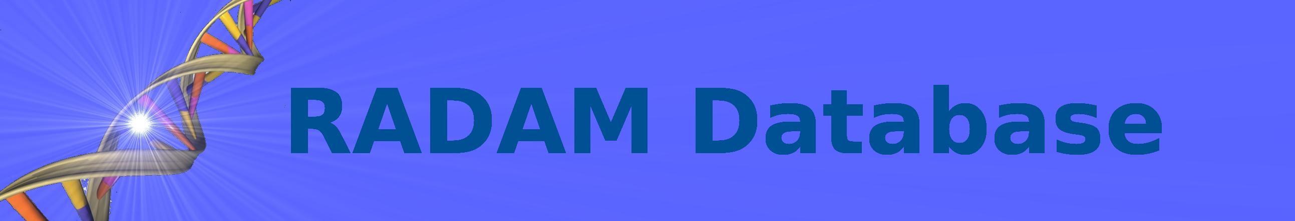 RADAM Portal
